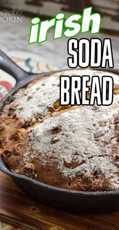 Enjoy a slice of this raisin studded quick bread with your Irish coffee this St. Patrick's Day! Irish Coffee, Soda Bread, Bread N Butter, Quick Bread, Amazing Recipes, Raisin, Cocktail Recipes, Good Food, Appetizers