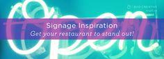 Signage, You Got This, Neon Signs, Restaurant, Posts, Creative, Blog, Inspiration, Biblical Inspiration