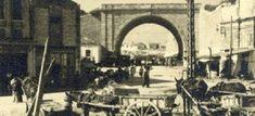Αποτέλεσμα εικόνας για ΦΩΤΟ ΧΑΝΙΟΠΟΡΤΑ Heraklion, Brooklyn Bridge, Street View, City, Places, Travel, Image, Walls, Viajes