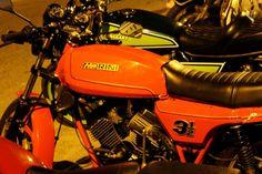 #motorcycle #restoring #customizing #morini