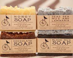 Spa Soap Set - natural soap,homemade soap,handmade soap,rustic soap,spa soap, skin care, soap set