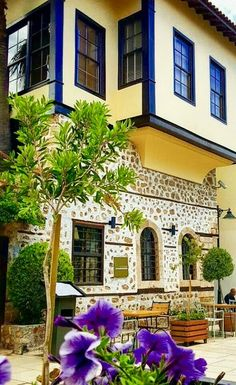 Fotoğraf World's Most Beautiful, Beautiful World, Beautiful Places, Turkish Architecture, Art And Architecture, Forest Cottage, Cute House, Stone Houses, Historic Homes