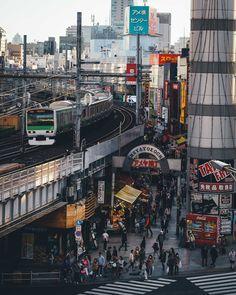 Everyday life in Tokyo Ameyokocho Ueno #Tokyo