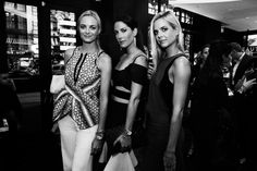Parties — Fashion's Night Out 2012