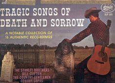"""authentic"" recordings of death and sorrow, oh boy this will perk up the party!"