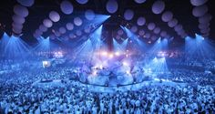 Sensation White! #ITSMiami #miami #newinthescene #Sensation #White #AAA #EDM #concert #electronic #music #festival #dance #DJs