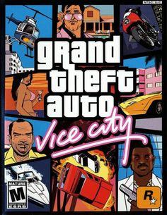 DOWNLOAD GRAND THEFT AUTO VICE CITY [TORRENT LINK INCLUDED]