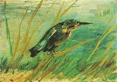 Kingfisher - Vincent van Gogh