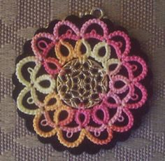 Kathy's Victorian Tatted Lace