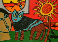 Corneille Nederlandse Cobra -schilder (1922 - 2010)