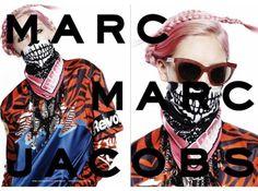 In beeld: campagne van Marc Jacobs met Instagram-modellen