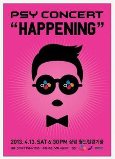 Psys Concert HAPPENING LIVE (Concerts / Events)