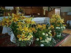 Piękno Przyrody Dekoracje kościołów Cz 50 Karolówka Wychody Kosobudy I - YouTube Make It Yourself, Youtube, Plants, Plant, Youtubers, Youtube Movies, Planets