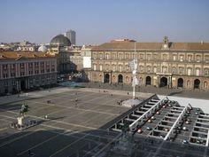 Parcheggio interrato Piazza del Plebiscito, Napoli, Napoli, 2005 - Progettista responsabile:Interplan 2 architetti