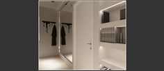 Mieszkanie na nowym osiedlu,urządzone nowocześnie dla pary lubiącej błyszczące powierzchnie i neutralne kolory.