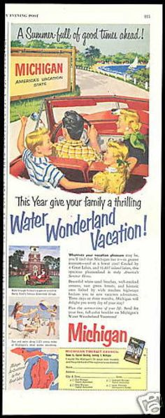 Vintage Travel and Tourism Ads of the 1950s (Page 7)