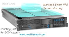 Buy Now Most Affordable Cost and Flexible Fully Managed Smart VPS Server Hosting Services in India. Starting at just Rs. 300*/Month