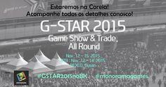 G-STAR – Monorama leva o BrazilKorea à feira de jogos