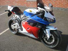 Honda cbr600rr rc30 rep