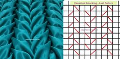Фотография Rag Quilt Patterns, Smocking Patterns, Embroidery Patterns Free, Embroidery Stitches, Fabric Manipulation Techniques, Canadian Smocking, Smocking Tutorial, Honeycomb Pattern, Fabric Textures