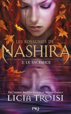 Couverture de Les Royaumes de Nashira, tome 3 : Le Sacrifice