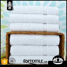 100% cotton yarn dyed purple bath towels