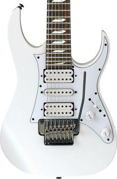 Ibanez UV71PWH Steve Vai Signature 7-String Electric Guitar