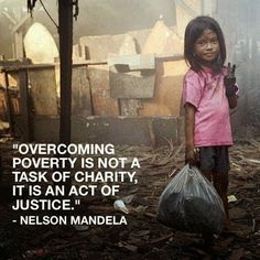 #Truth #Poverty #Justice