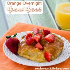 Orange Overnight Cro