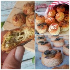 Vegan Vegetarian, Paleo, Baked Potato, Camembert Cheese, Clean Eating, Muffin, Toast, Healthy Recipes, Healthy Food