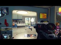 FaZe Pamaj: First Black Ops 2 Sniper Montage - YouTube