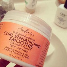 Shea Moisture Curl Enhancing Smoothie 29 Underrated Hair Products Youll Wish You Knew About Sooner Pelo Natural, Natural Hair Care, Natural Hair Styles, Natural Beauty, Natural Hair Treatments, Skin Treatments, Curl Enhancing Smoothie, Hair Boost, Best Hair Care Products
