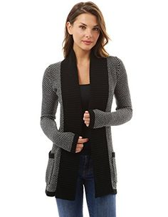 PattyBoutik Women's Open Front Marled Sweater Cardigan (B... https://www.amazon.com/dp/B01LCC76YM/ref=cm_sw_r_pi_dp_x_kJyeybRWY513A