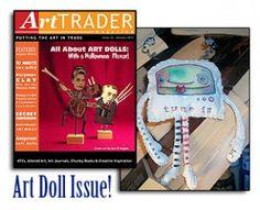 art trader magazine.