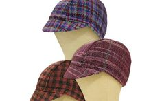 Tweed winter cycling caps from Shutt Velo Rapid Winter Cycling, Comfort And Joy, Adventure Time, Cold Weather, Tweed, Beanie, Cap, Bike, Stylish