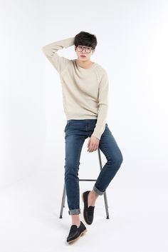 Four colors - Natural Corrugated Knit  $31.35