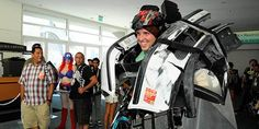 Cosplay – pretending to be a fictional character – is a big part of Comic-Con.