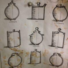 Pottery lids Ceramic Tools, Ceramic Jars, Ceramic Clay, Ceramic Pottery, Pottery Art, Ceramic Workshop, Pottery Workshop, Pottery Studio, Ceramic Techniques