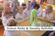 Science Rocks! Bright Horizons Curriculum Component