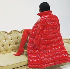 194 meilleures images du tableau Doudoune rouge en 2019   Cardigan ... af4492cecfd