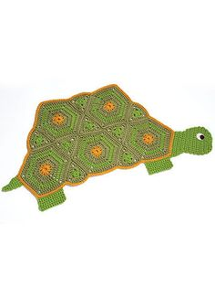 Picture of Cute Crochet Rugs For Kids Maggie's