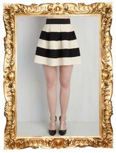 Stripe It Lucky Skirt - $26.99 (normally $44.99)