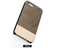 Man & Wood iPhone 5 case