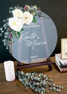 Wedding arch winter brides Ideas for 2019 Trendy Wedding, Luxury Wedding, Diy Wedding, Wedding Favors, Wedding Flowers, Wedding Decorations, Wedding Day, Wedding Welcome Board, Winter Bride