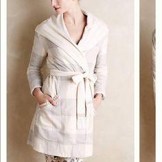 Anthropologie Eloise Robe NWOT Anthropologie Eloise Robe NWOT size xs Anthropologie Intimates & Sleepwear Robes