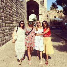 The LSD | Lauren Santo Domingo | Derek Blasberg Old Port, Dubrovnik, Croatia | Derek Blasberg @derekblasberg | Websta