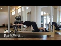 Knee Stretches - Rotated Serie - YouTube