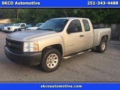 2007 Chevrolet Silverado 1500 $10950 http://www.CARSINMOBILE.NET/inventory/view/9349054