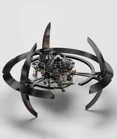 423138d3d4 Baselworld 2014  MB F s Starfleet Machine. Starfleet Machine is engineered  and ...