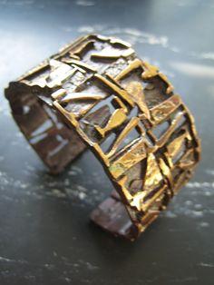 Bracelet Jorma Laines own studio work